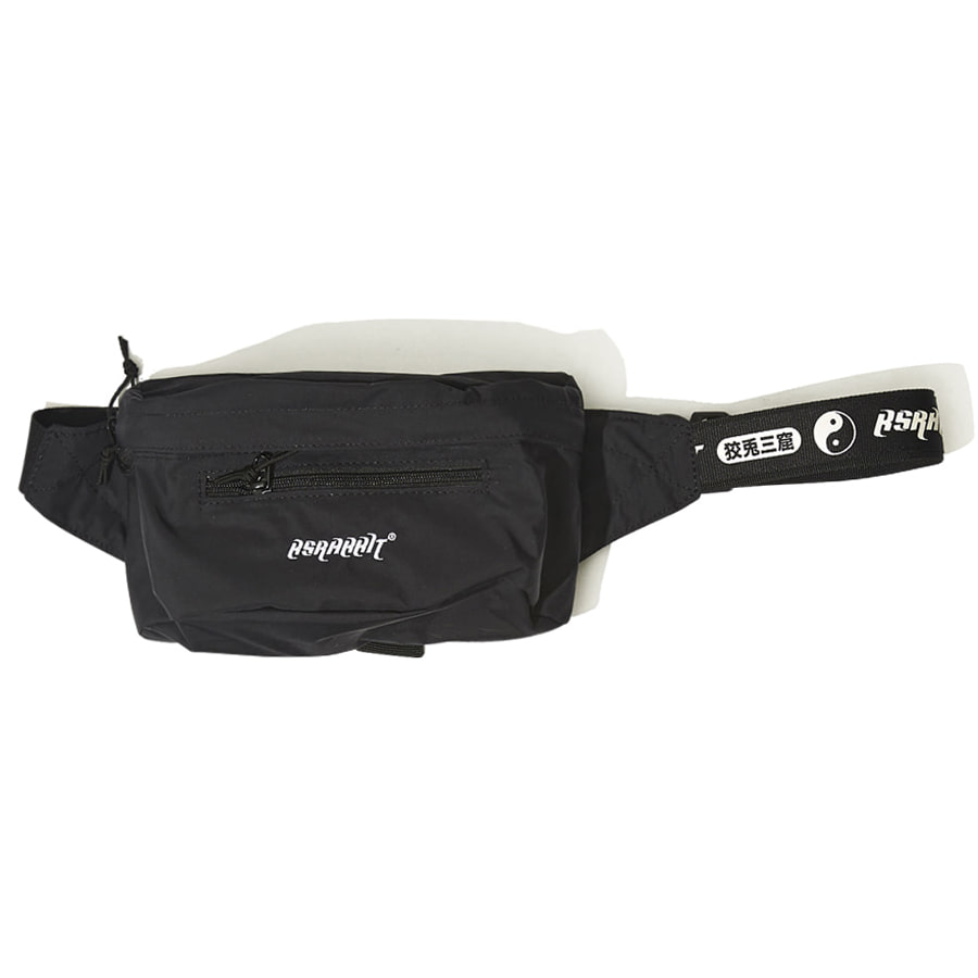 비에스래빗BSRABBIT 1920 IDEAL WAIST BAG BLACK