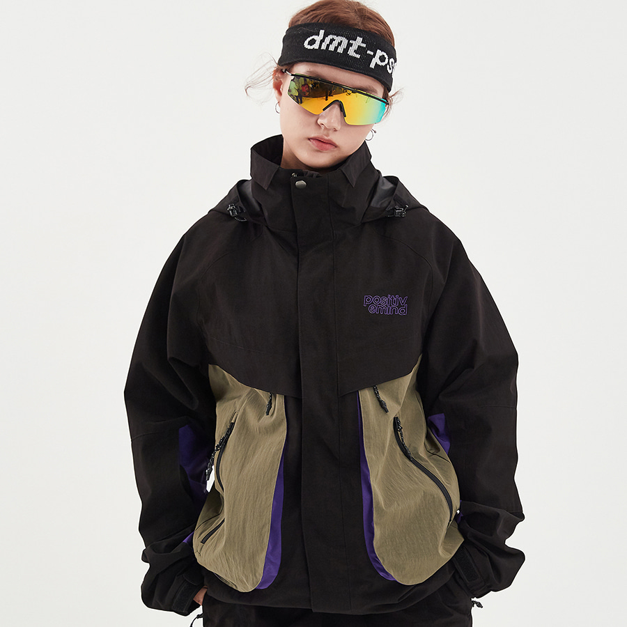 디미토DIMITO 1920 SWAY JACKET BLACK