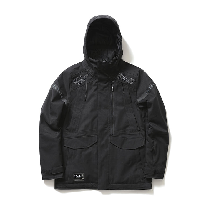엘나스ELNATH 1819 CRAVE FIELD JACKET PHANTOM