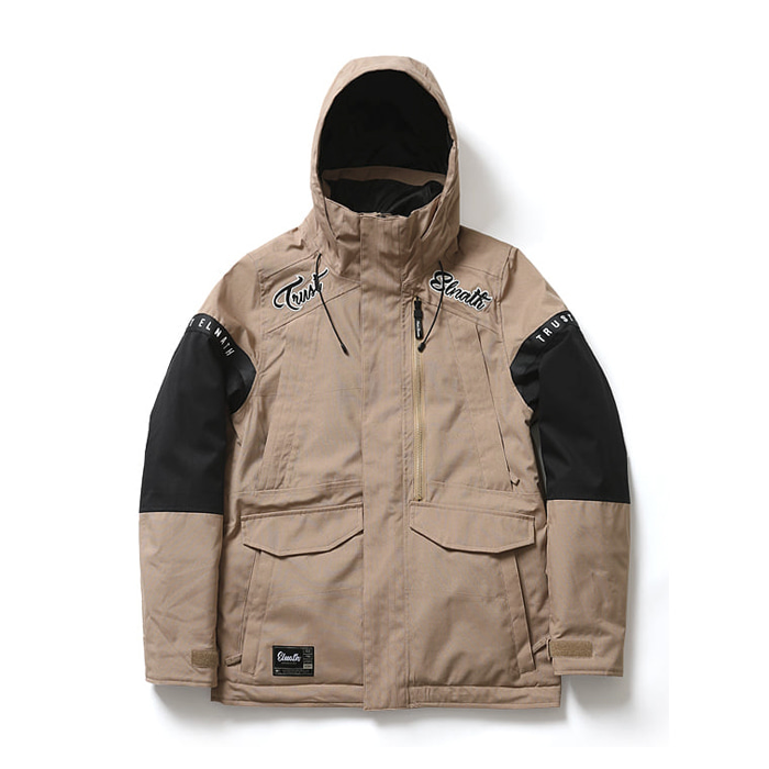 엘나스ELNATH 1819 CRAVE FIELD JACKET LARK