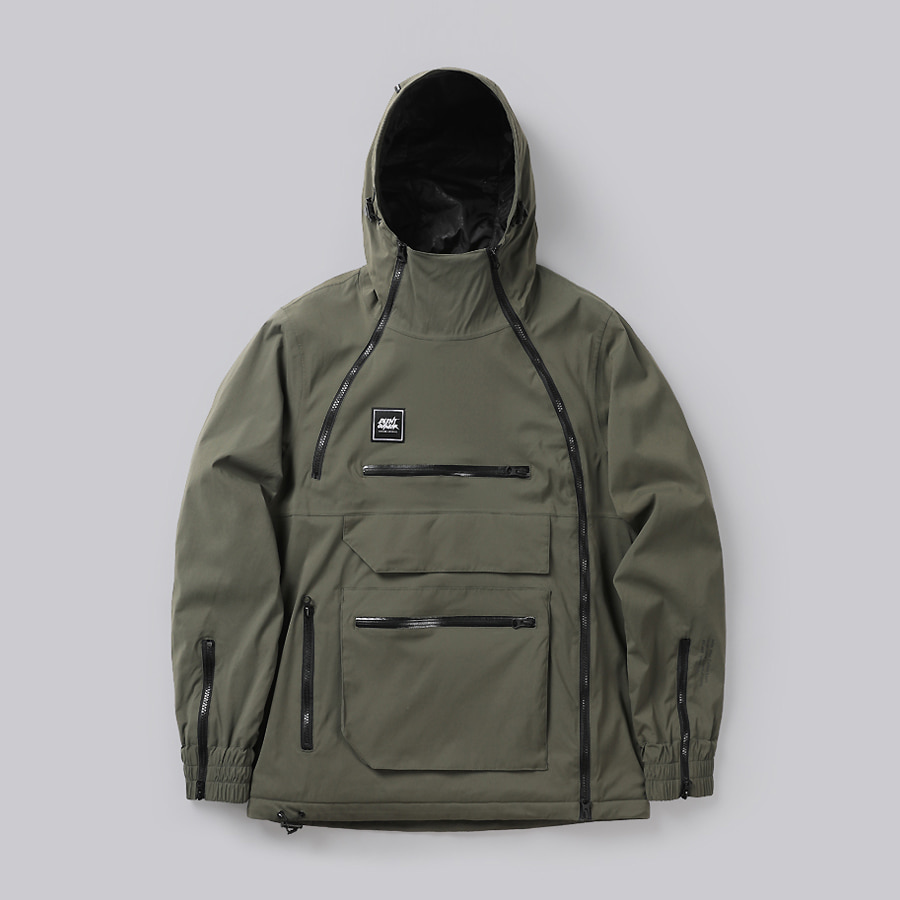 블렌트BLENT 1920 ALPION JACKET KHAKI