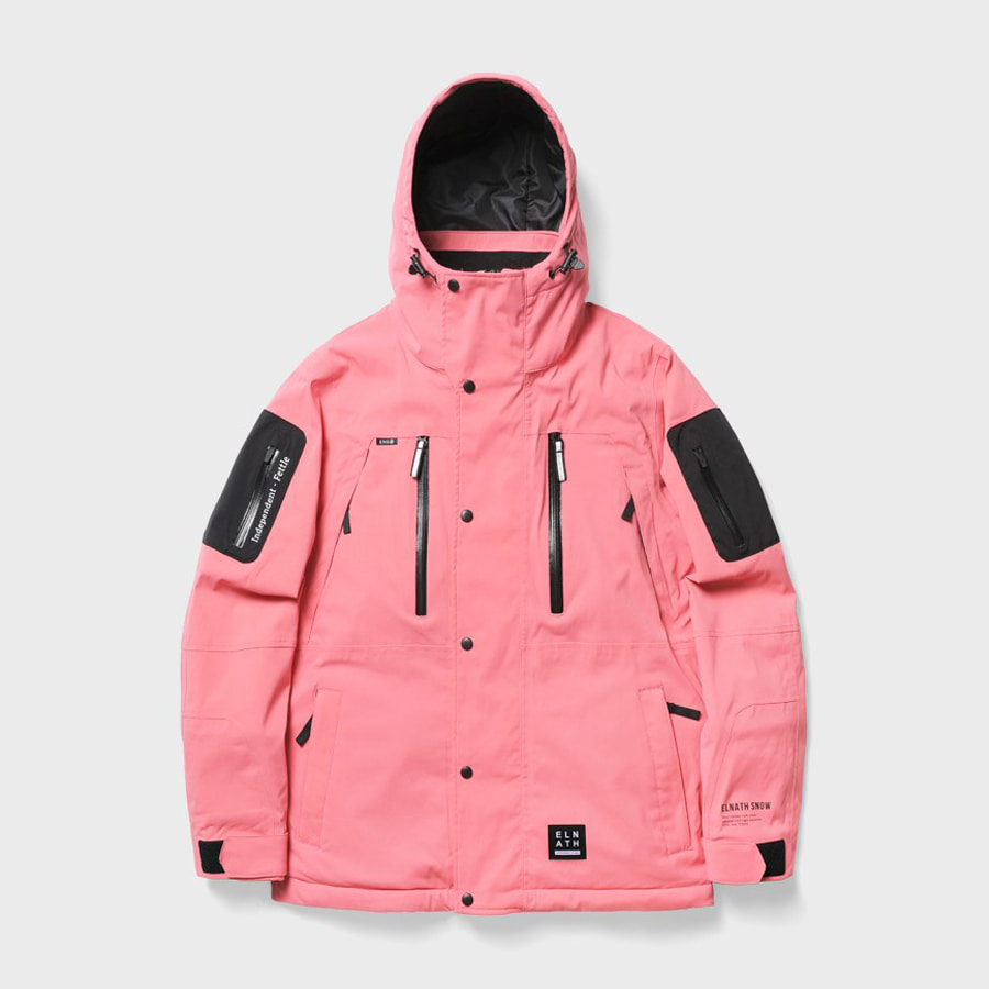 엘나스ELNATH 1920 BERES FIELD JACKET FLAMINGO