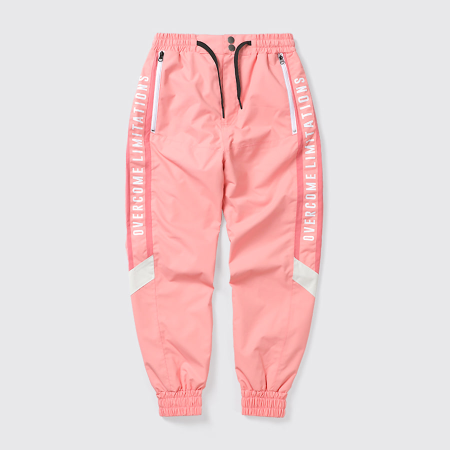 블렌트BLENT 1920 DRAW JOGGER PANTS PINK