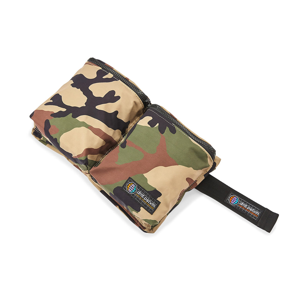 디미토DIMITO 1920 DOUBLE POCKET WAIST BAG FROST CAMO