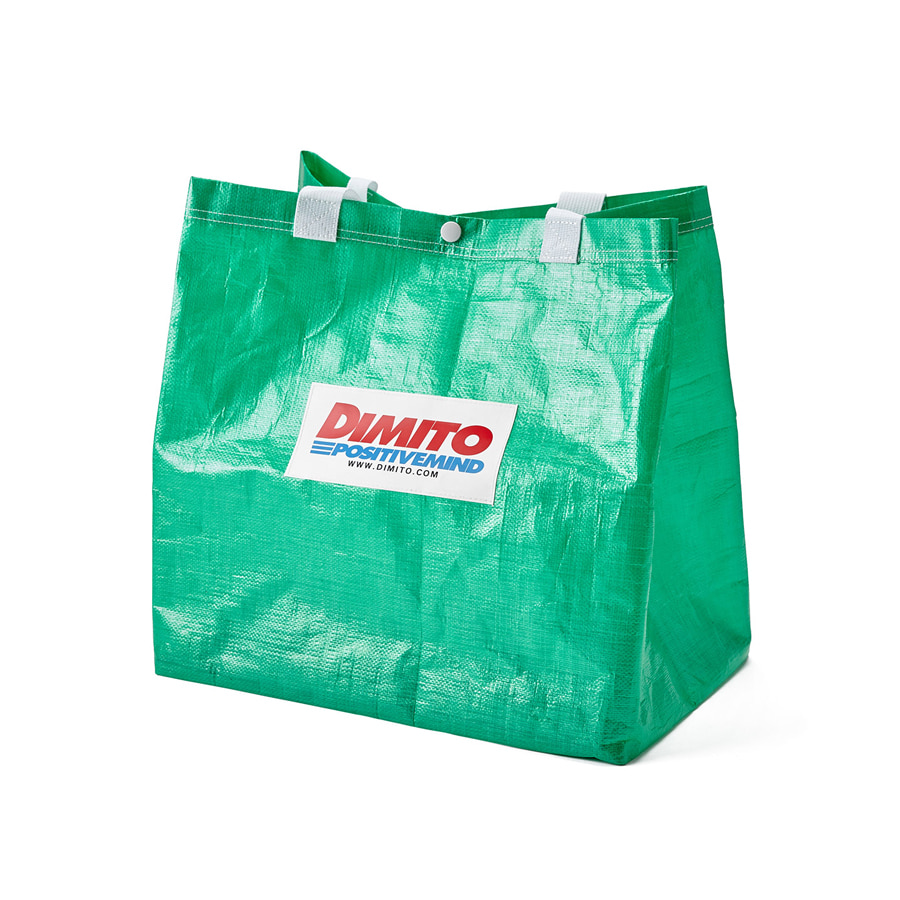 디미토DIMITO 1920 SHOPPER BAG GREEN