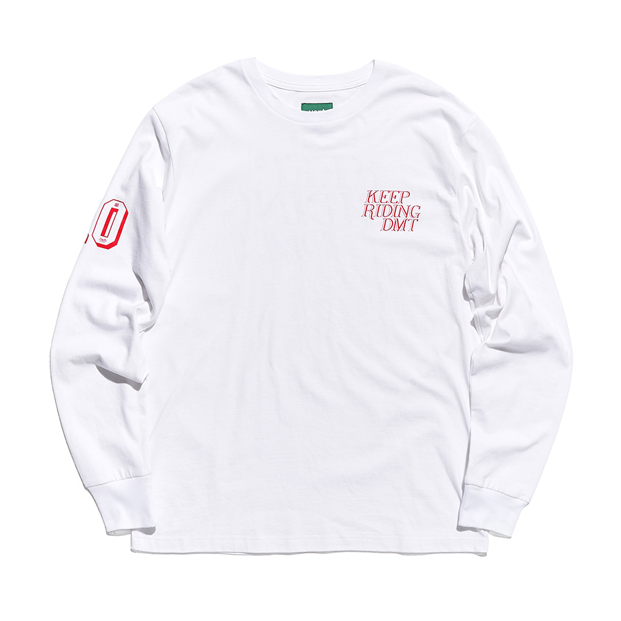 디미토DIMITO 1920 KRD LONG SLEEVE WHITE