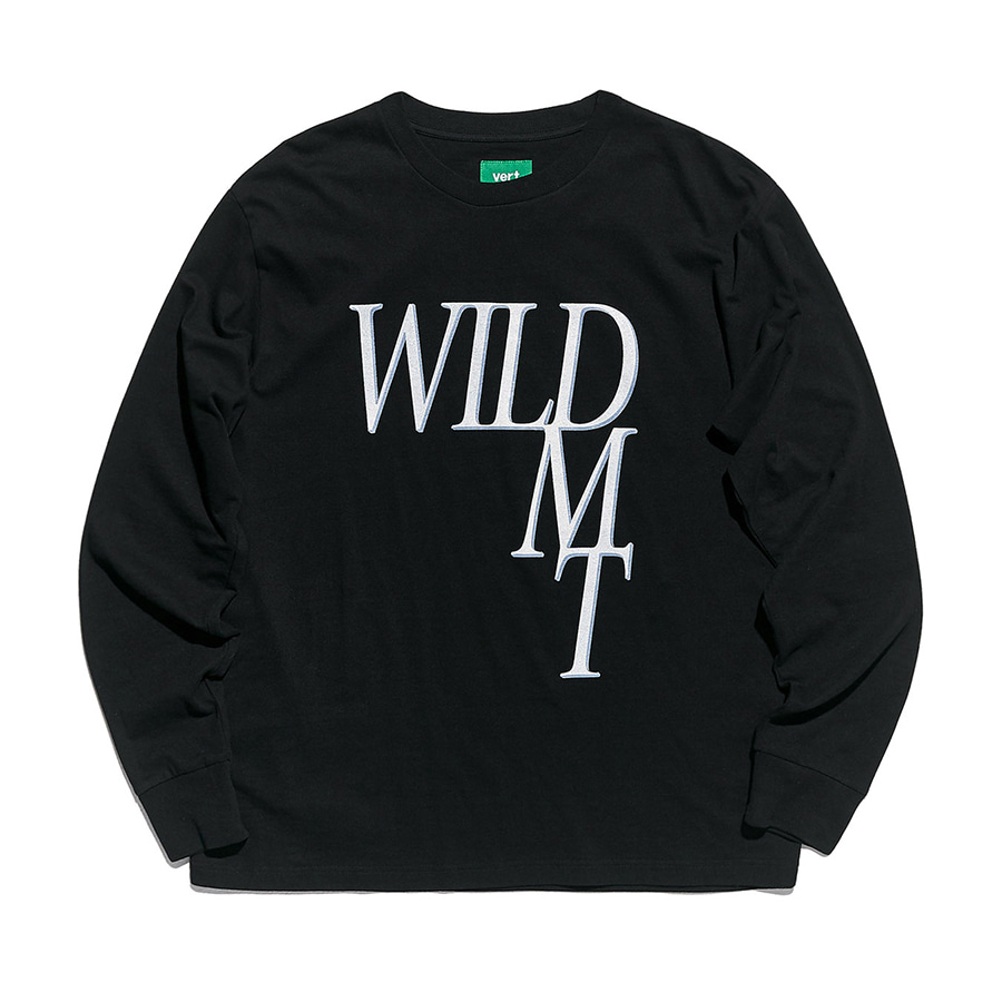 디미토DIMITO 1920 WILD LONG SLEEVE BLACK