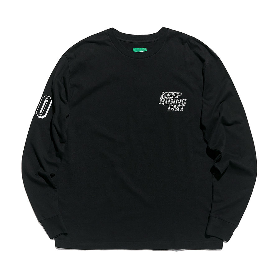 디미토DIMITO 1920 KRD LONG SLEEVE BLACK