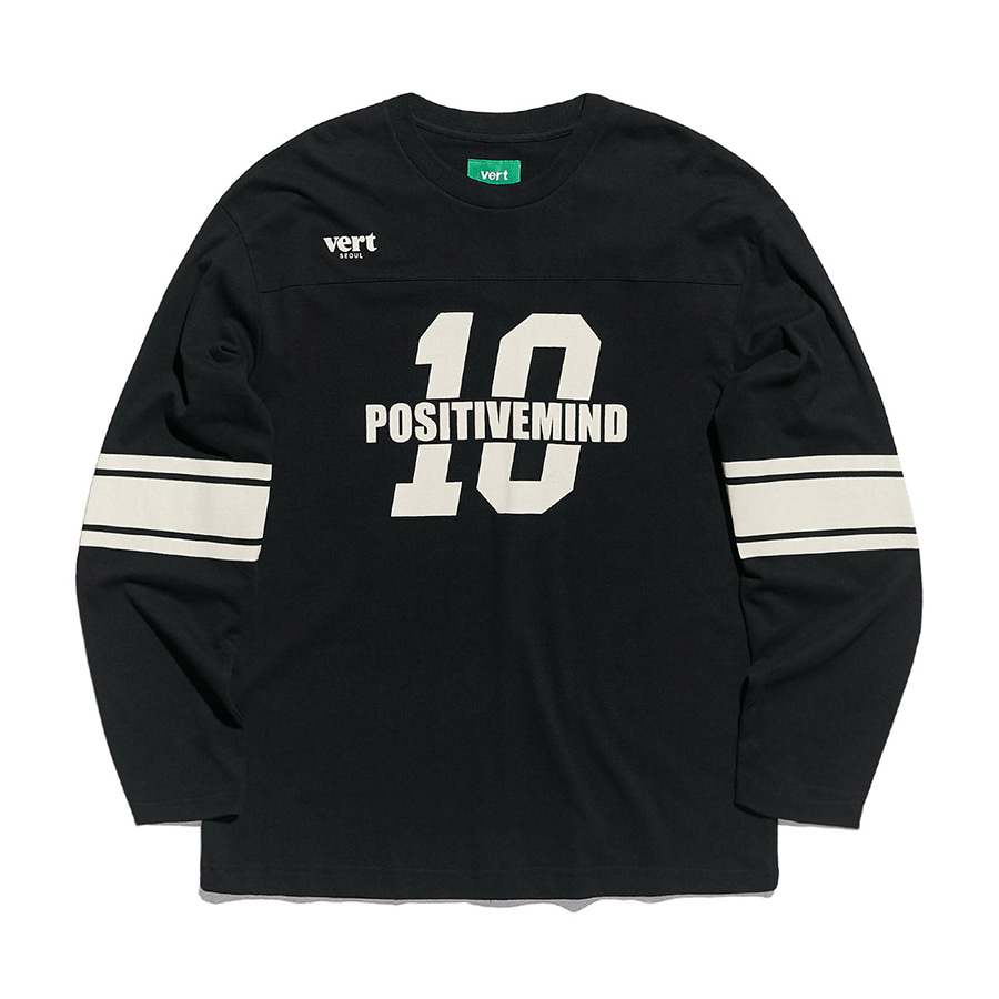 디미토DIMITO 1920 10th LONG SLEEVE BLACK
