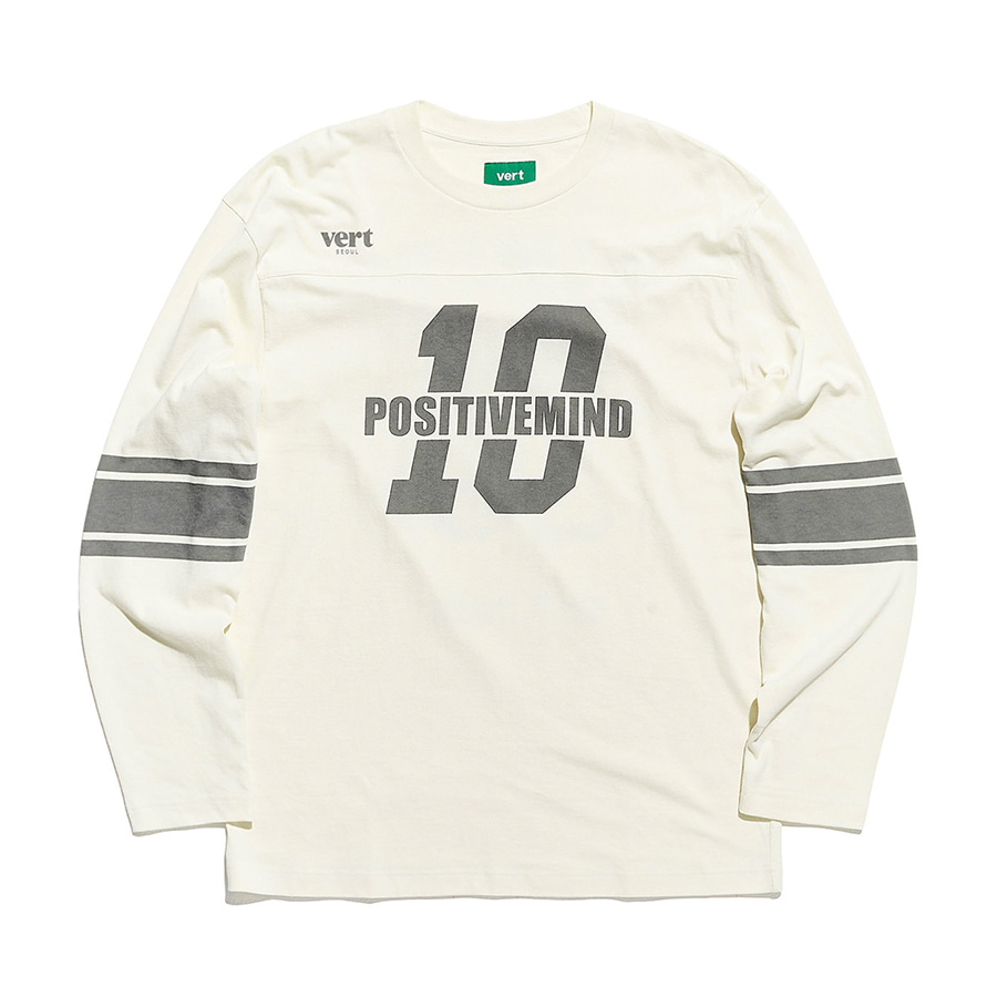 디미토DIMITO 1920 10th LONG SLEEVE IVORY