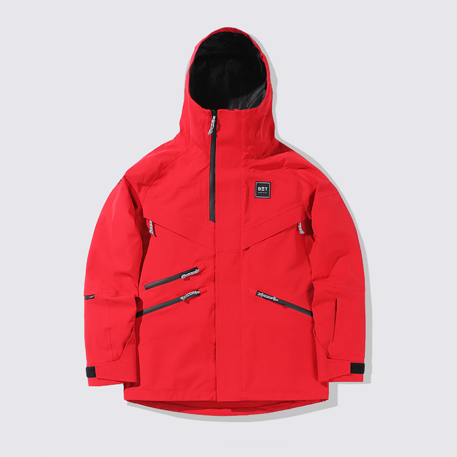 블렌트BLENT 2021 SUMMIT JACKET RED