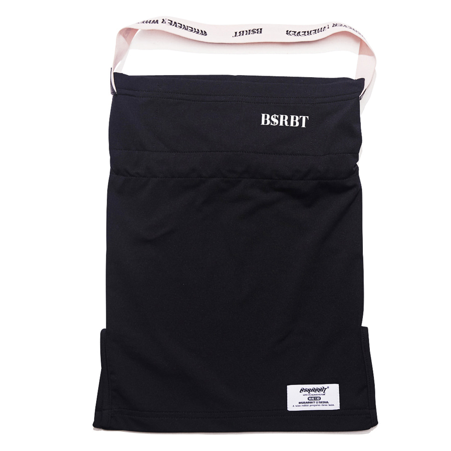 비에스래빗BSRABBIT 2021 BSRBT V-LINE BAND INNER POCKET LOGO BALACLAVA [BABY PINK BAND] No.2