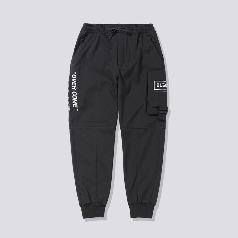 블렌트BLENT 2021 MOTION PANTS BLACK