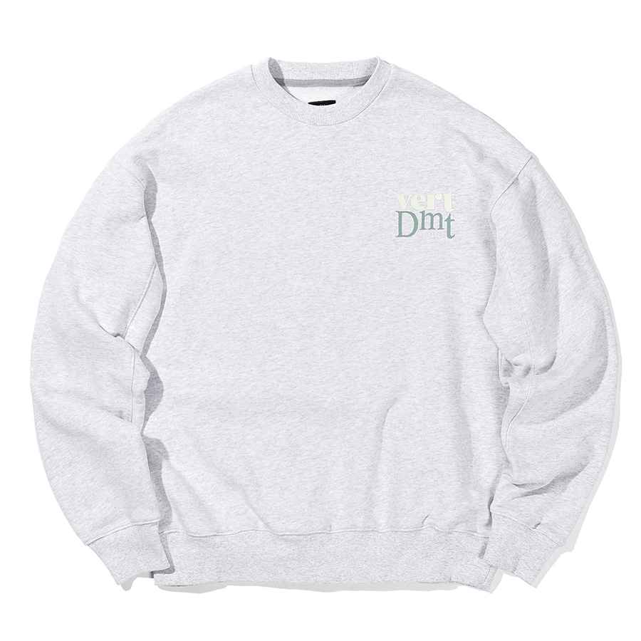 디미토DIMITO 2021 CLASS SWEATSHIRTS HEATHER GREY