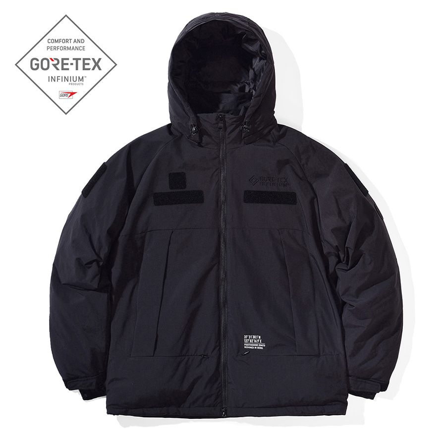 디미토DIMITO 2021 GTX MONSTER DOWN (DIMITO X MILLET) JACKET BLACK