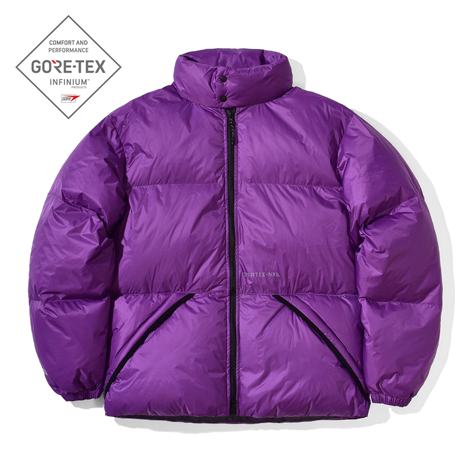 디미토DIMITO 2021 VTX-GTX EASY DOWN (DIMITO X MILLET) JACKET PURPLE