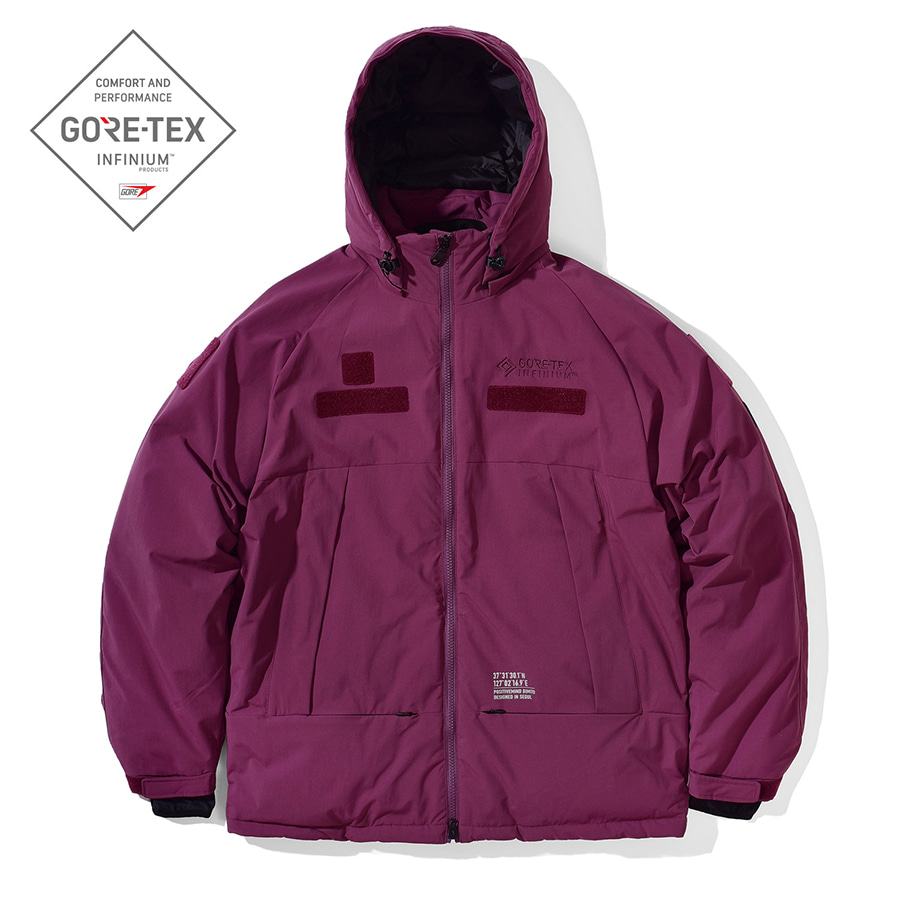 디미토DIMITO 2021 GTX MONSTER DOWN (DIMITO X MILLET) JACKET WINE